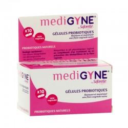 Saforelle Medigyne Vaginales Probiotiques 10 Gélules