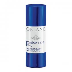 Orlane Supradose Oméga 3 & 6 61mg Restructurant 15ml