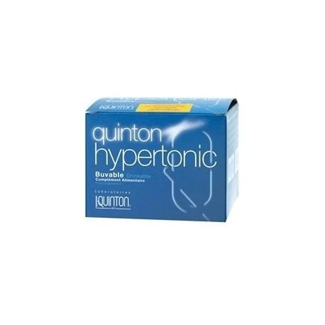 Quinton hypertonic 30 ampoules de 10ml