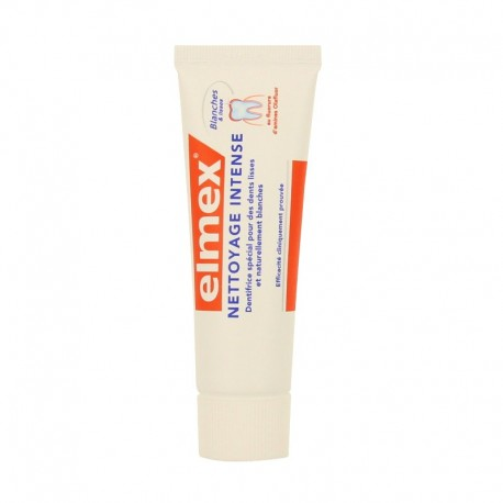 Elmex dentifrice Nettoyage Intense 50 ml