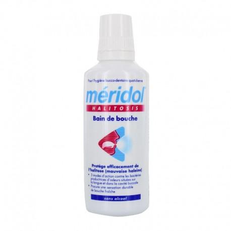 Meridol Halitosis bain de bouche 400 ml