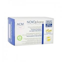 Acm Novophane Pour Ongles Et Cheveux 180 Gélules