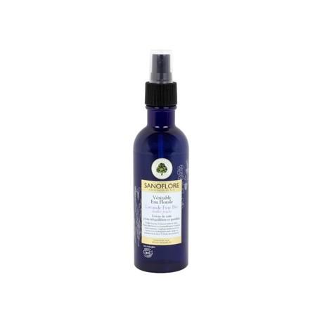 Sanoflore Véritable eau florale lavande fine 200 ml