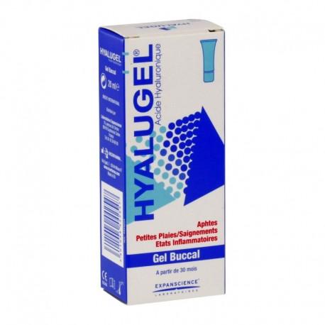 Hyalugel gel buccal 20 ml