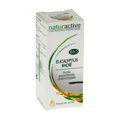 Naturactive Huile essentielle chémotypée d'Eucalyptus Radié 10 ml