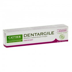 Cattier Dentargile Romarin 75 Ml