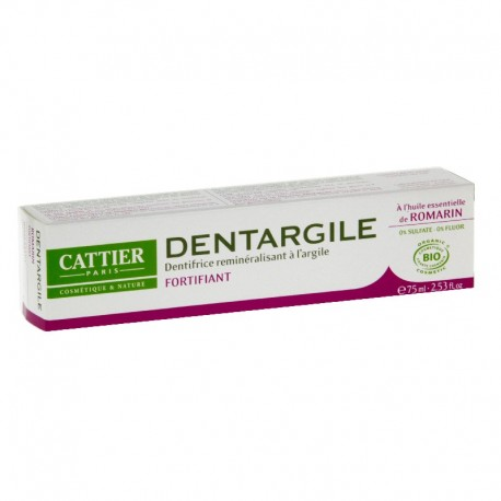 Cattier Dentargile Romarin 75 ml