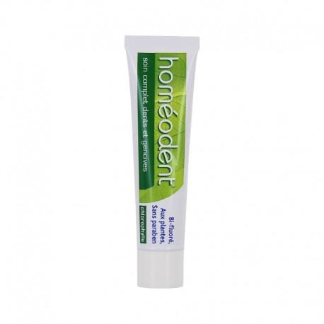 Boiron Homéodent dentifrice bi-fluoré à la chlorophylle 25 ml