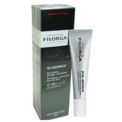 Filorga Uv Defence Soin Solaire Anti âge Et Anti Tâches Spf 50+ 40ml