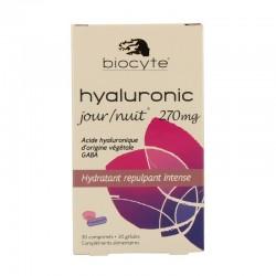 Biocyte Hyaluronic Jour Nuit 270 Mg 30 Comprimés + 30 Gélules