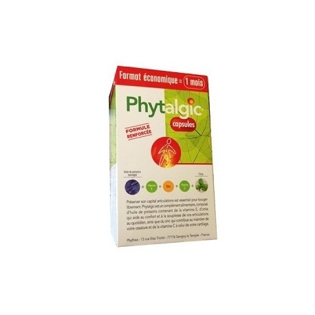 Nutreov Phytalgic 90 capsules