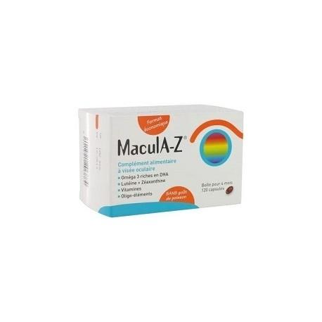 Horus Pharma MaculA-Z 120 capsules