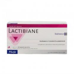 Pileje Lactibiane Tolérance Complément Alimentaire 30 Sachets De 2.5g