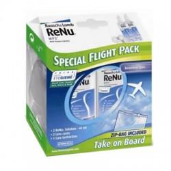 Bausch + Lomb Renu Spécial Flight Pack 2 X 60ml
