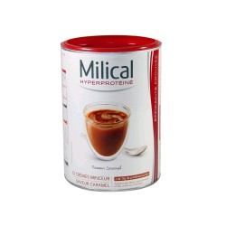 Milical Hyperprotéiné Saveur Caramel 12 Crèmes