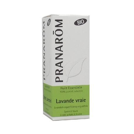 Pranarom huile essentielle lavande vraie 10 ml