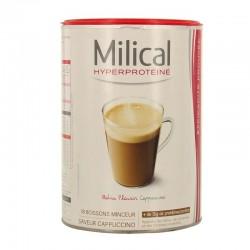 Milical Hyperprotéiné Cappuccino 18 Sachets