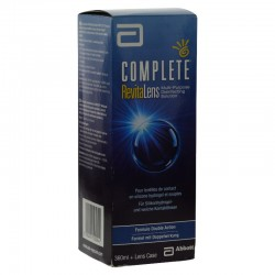 Abbott Solution Complète Pour Lentilles Revitalens 360ml