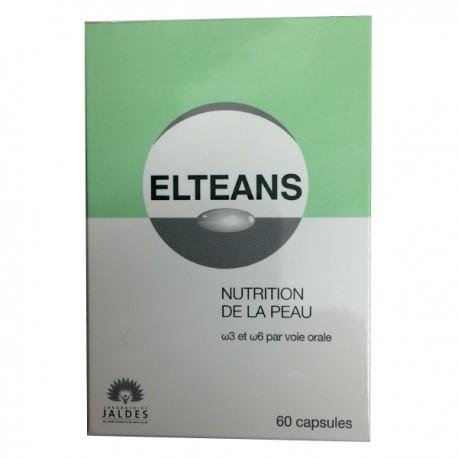 Jaldes elteans nutrition de la peau complément alimentaire acide gras 60 capsules