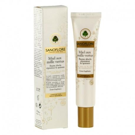 Sanoflore miel aux mille vertus 40ml