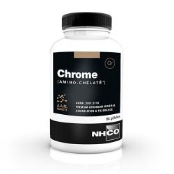 Nhco Chrome Amino-chélaté 84 Gélules