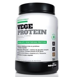 Nhco Vege Protein Chocolat 750 G