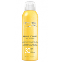 Biotherm Brume Solaire Dry Touch Atomiseur Spf30 200 Ml