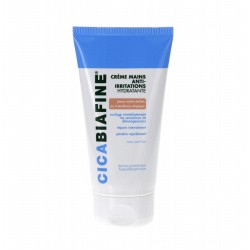 Biafine Cicabiafine Crème Mains Anti-irritations Hydratante 200 Ml