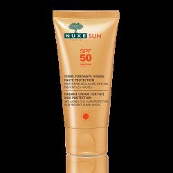 Nuxe Sun Crème Fondante Visage Spf 50 50ml