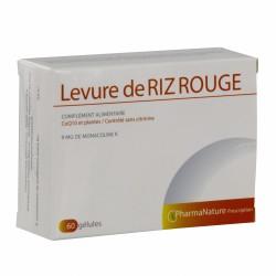 Pharma Nature Levure De Riz Rouge 60 Gélules