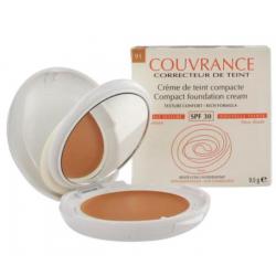 Avène Couvrance N° 02 Naturel Crème De Teint Compact 9.5 G