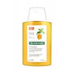 Klorane Shampooing Au Beurre De Mangue 100 Ml
