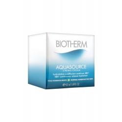 Biotherm Aquasource Crème Hydratation à Diffusion Continue 48h 50 Ml