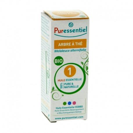 Puressentiel huile essentielle arbre à thé bio 10ml