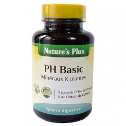Nature's Plus Ph Basic 6o Gélules