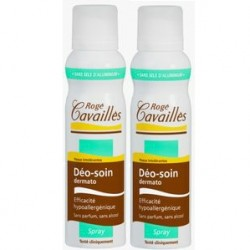 Rogé Cavaillès Déo-soin Dermato Spray - Lot 2 X 150 Ml