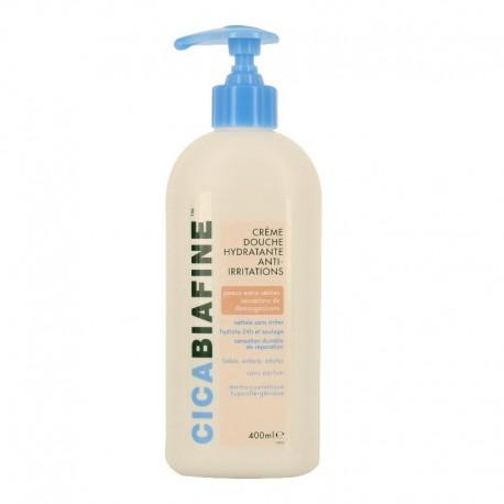 Biafine Cicabiafine Crème douche Hydratante Anti-irritations 400 ml