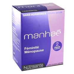 Nutrisanté Manhaé Cure 2 Mois 60 Capsules