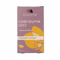 Biocyte Coenzyme Q10 100 Mg X 40 Gélules