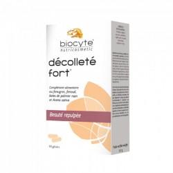 Biocyte Décolleté Fort Complément Alimentaire 60 Gélules
