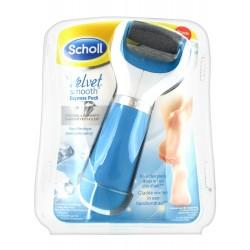 Scholl Râpe électrique Anti-callosités