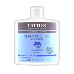 Cattier Shampooing Antipelliculaire Au Bois De Saule 250 Ml