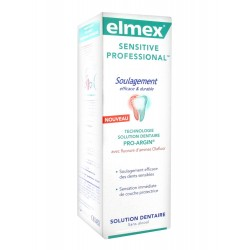 Elmex Sensitive Professional Solution Dentaire 400 Ml