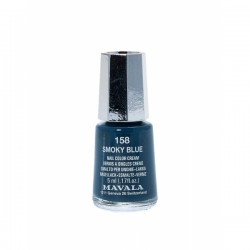 Mavala Vernis à Ongle Mini 158 Smocky Blue 5ml