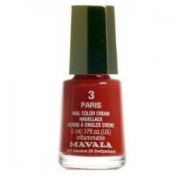 Mavala Vernis à Ongle Mini 03 Paris 5ml