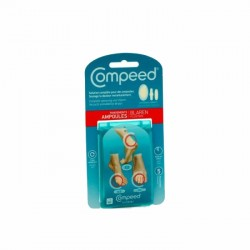 Compeed Assortiment 5 Pansements Ampoules