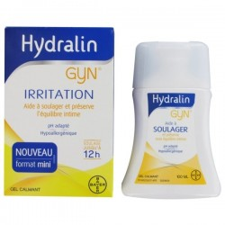 Hydralin Gyn Gel Calmant 100 Ml