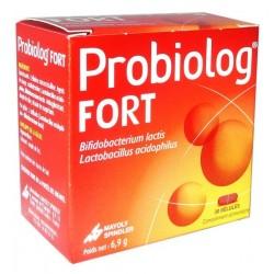 Mayoly Spindler Probiolog Fort Complément Alimentaire 30 Gélules