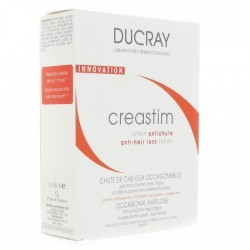 Ducray Creastim Lotion Antichute De Cheveux - Lot 2 X 30 Ml