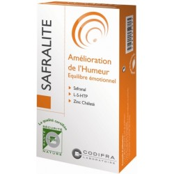 Codifra Safralite 30 Mg 28 Gélules